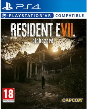 Resident Evil VII: Biohazard - PS4-0