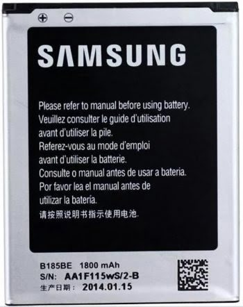 Accu Samsung Galaxy Core Plus- B185BE-0