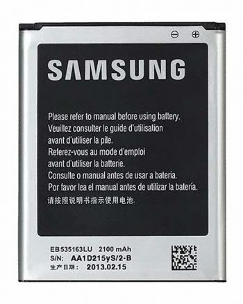 Accu Samsung Galaxy Grand - EB535163LU-0