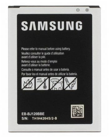 Accu Samsung Galaxy J1 2016 -EB-BJ120CBE-0