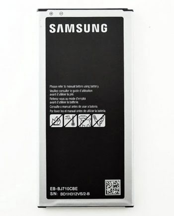 Accu Samsung Galaxy J7 2016- EB-BJ710CBE-0