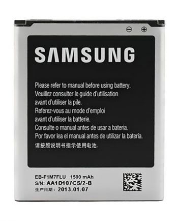 Accu Samsung Galaxy S3 Mini (3-pin) - EB-F1M7FLU-0