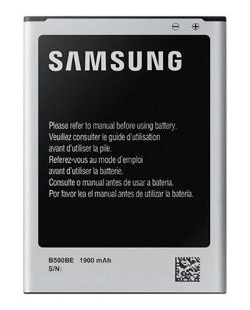 Accu voor Samsung Galaxy S4 mini GT i9190 NFC EB-B500BE-0