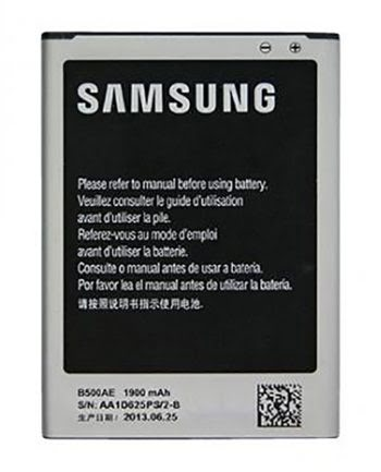 Samsung Galaxy S4 Accu- B600BE-0