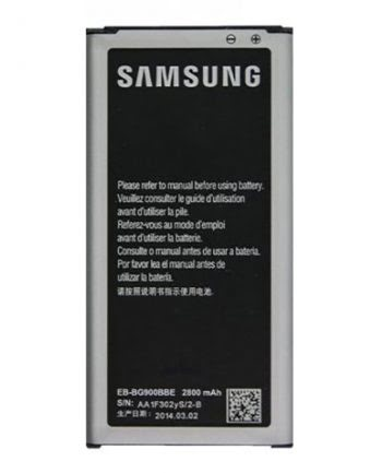 Accu Samsung Galaxy S5 EB-BG900BBE-0