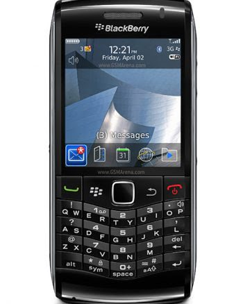 Blackberry 9100 ZWART 256 MB-0