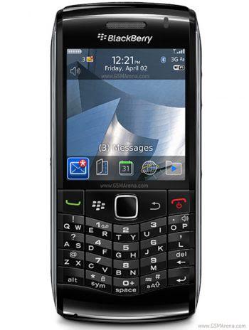Blackberry 9100 ZWART 256 MB-0