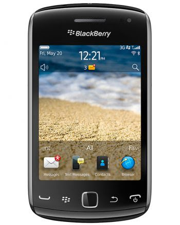 Blackberry 9380 Zwart 512MB-0