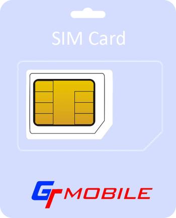 GT SIM Card Incl.€5 beltegoed + 50mb-0