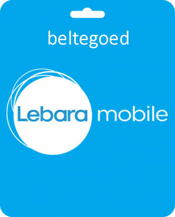 Lebara Online €10-0