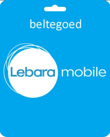 Lebara Data 4G €25-0