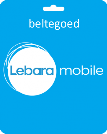 Lebara Unlimited Light €20-0