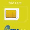 TeleSur Sim Card incl.€5 beltegoed-0
