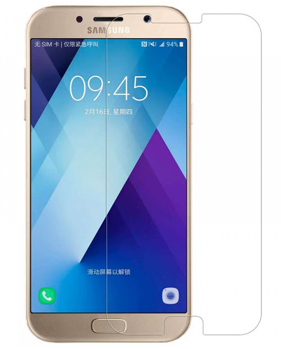 Samsung Galaxy A7 Glass Screen Protector-0