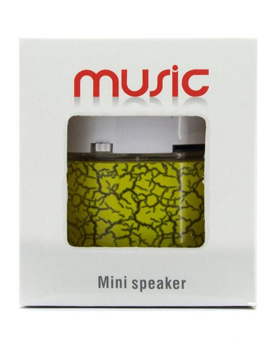 Mini Bluetooth Speaker Geel-685
