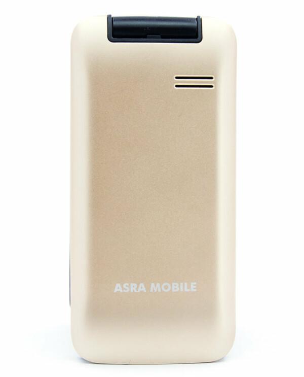 ASRA Mobile C7 Gold 8 MB-2458