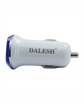 Car Charger USB - Blauw-0