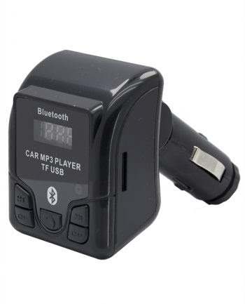 Bluetooth Car FM Transmitter-0