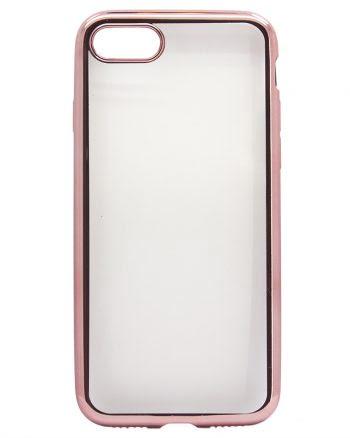 Apple iPhone 7/8 Hoesje Peach-0