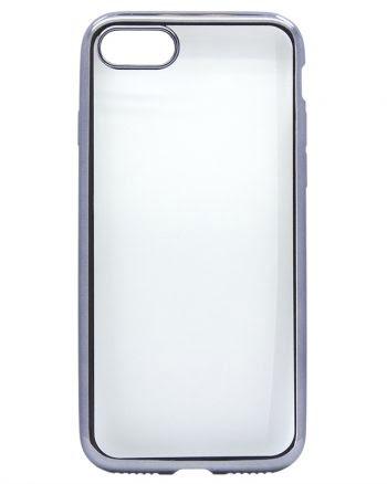 Apple iPhone 7/8 Hoesje Grijs-0