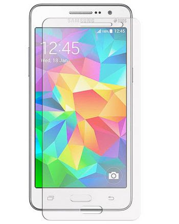 Samsung Galaxy Grand Prime Plus Glass Screen Protector-0