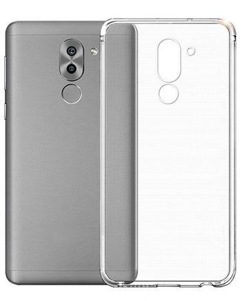 Huawei Mate 9 Lite hoesje Transparant-0