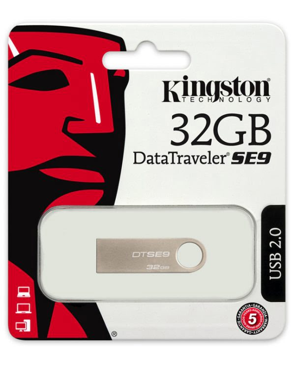 Kingston DataTraveler SE9 USB 32 GB-2039