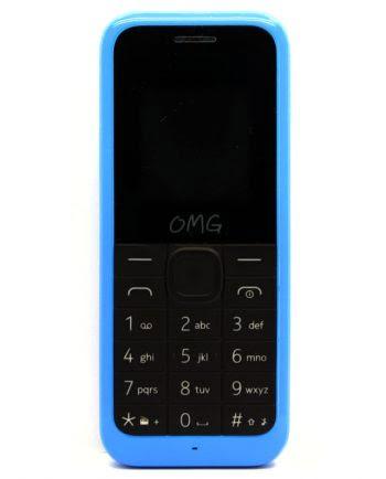 OMG 105 Blauw 8 GB-0