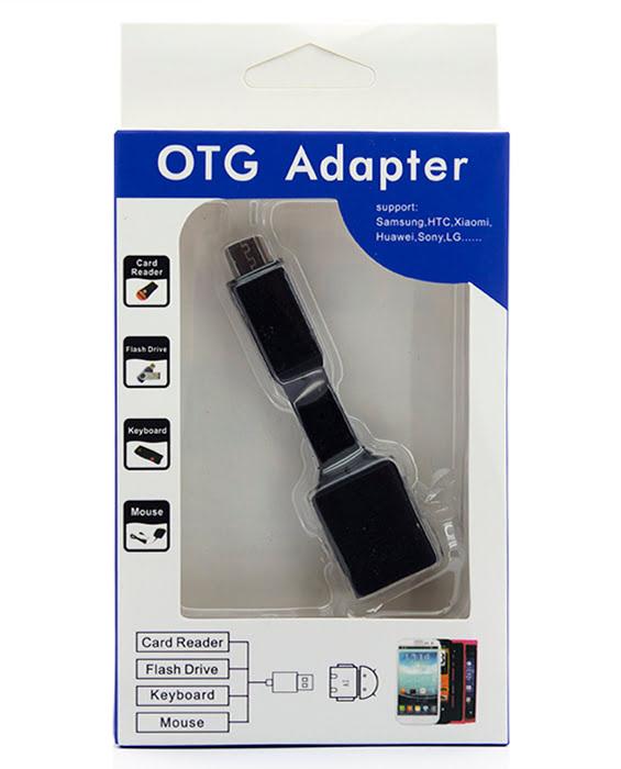 OTG kabel - Micro USB naar USB-646