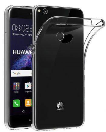 Huawei P8 Hoesje Transparant-0