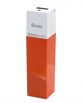 Powerbank 2800 mAh - Oranje-0