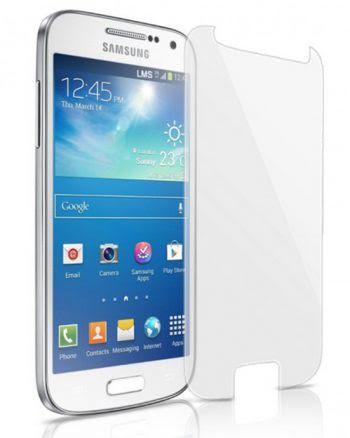 Samsung Galaxy S4 Mini Kunststof Protector-0