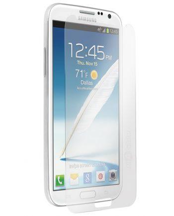 Samsung Galaxy Note 2 Kunststof Protector-0