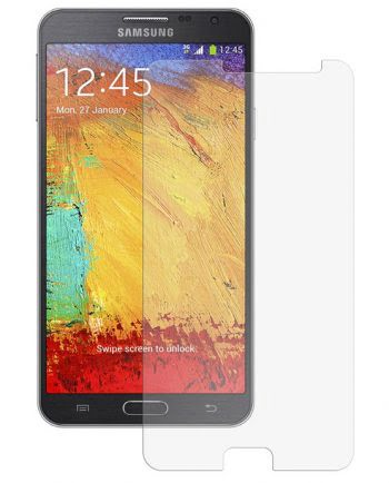 Samsung Galaxy Note 3 Glass Screen Protector-0