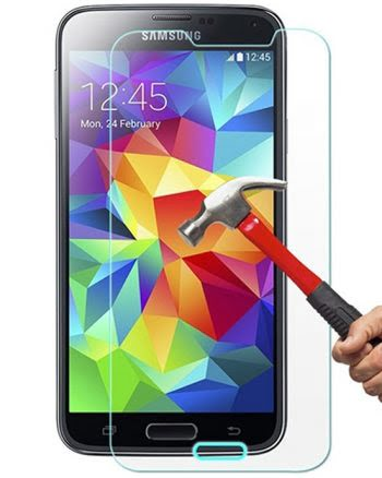 Samsung Galaxy Note 2 Glass Screen Protector-0