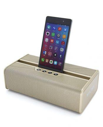 Krachtige Bluetooth Speaker - Goud-0