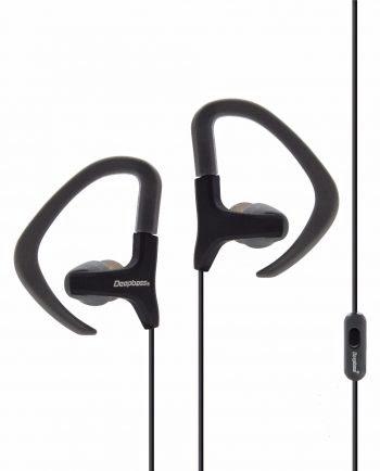 Deepbass Sport Earphone In-Ear Headphones D-09 - Zwart-0