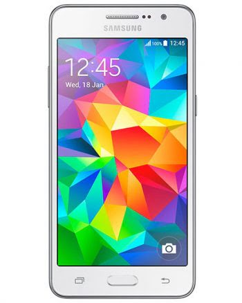 Samsung Galaxy Grand Prime + Zilver-0