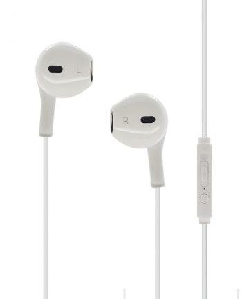 Deepbass Heavy Bass In-ear Headphones D-13 - Wit-0