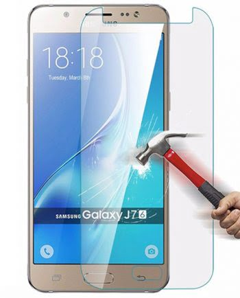 Samsung Galaxy J7 2016 Glass Screen Protector-0