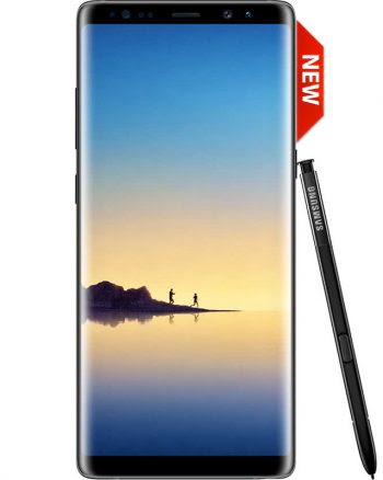 Samsung Galaxy Note 8-DS-Zwart 64GB-0