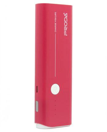 Proda Powerbank Jane - 10000 mAh - Fuchsia-0