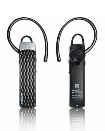 REMAX HD Voice Bluetooth Headset T9 - Zwart-0