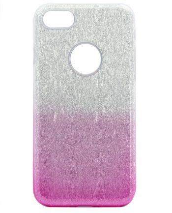 Apple iPhone 7 Fashion Hoesje Glitter Case Pink-0