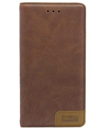 Nokia 6 Smart Bookcase - bruin-0