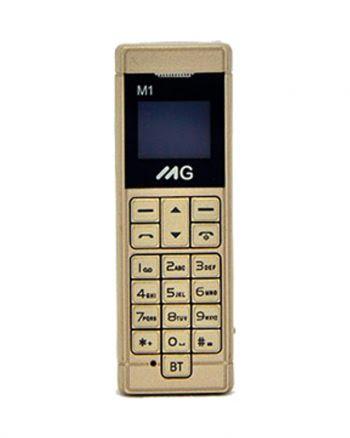 MG Mobile M1 Kleinste GSM Telefoon Goud 10 MB-0