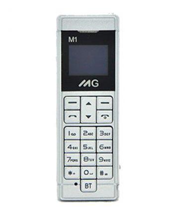 MG Mobile M1 Kleinste GSM Telefoon Wit 10 MB-0