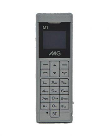 MG Mobile M1 Kleinste GSM Telefoon Zilver 10 MB-0