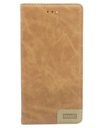 APPLE iPhone 5/5S/SE BOOKCASE Bruin-0