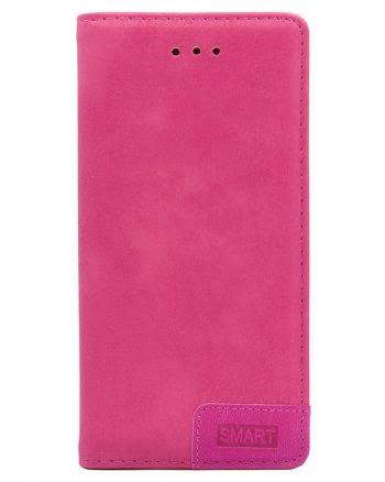 Samsung A7 Smart Book Case Fuchsia-0